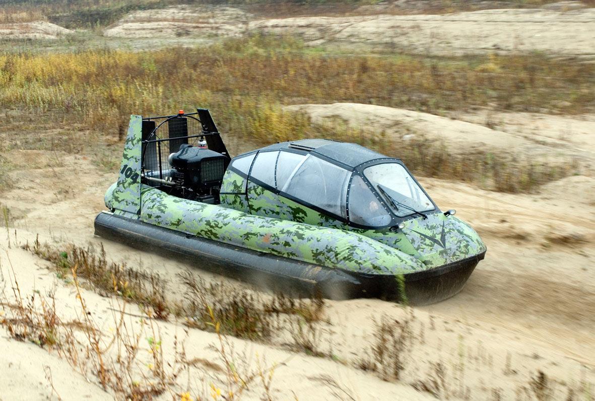 Как сделать для лодки воздушную подушку 40
